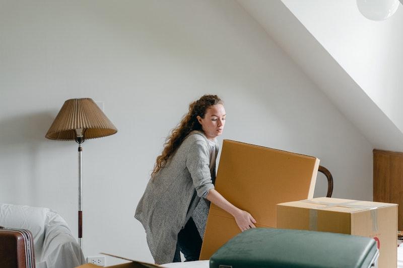 Woman-in-loft-extension