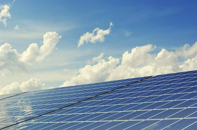 Solar-panels-on-eco-friendly-home