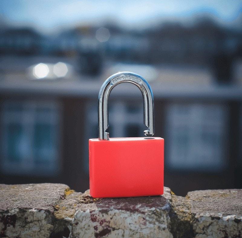 Security-padlock